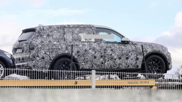 BMW X7 (X7M), 2018-2019
