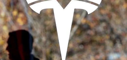 Логотип фирмы Tesla