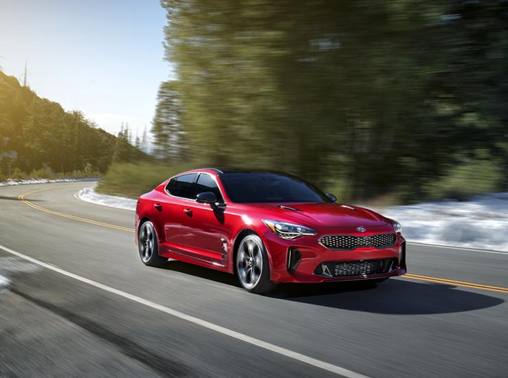 Kia Stinger GT – 2018