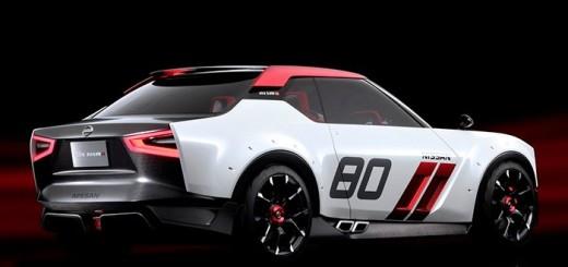 Концепт IDx Concept, Nissan, 2016 год