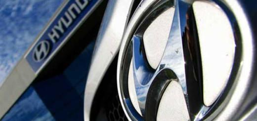 Логотип Hyundai Motor