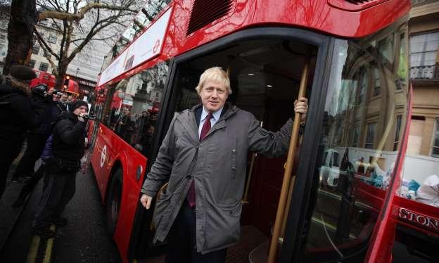 Routemaster – 2012, Лондон