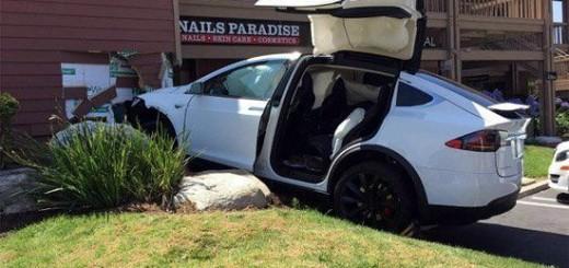 Фото из соцсетей, Tesla Model X