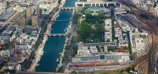Париж классический (оба вокзала видны)