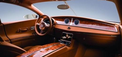 Эскиз внедорожных автомобилей Bugatti