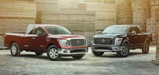 Titan King Cab и Titan XD King Cab