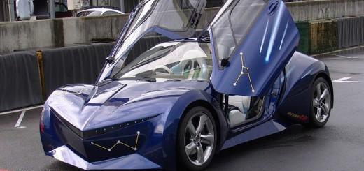Бренд Toyota, модель TES-ERA, 2017 год