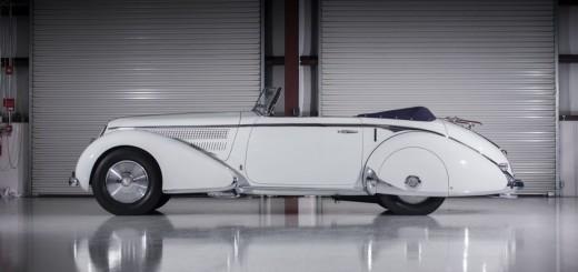 Бренд Lancia, модель Astura Cabriolet, версия Series III «Tipo Bocca»
