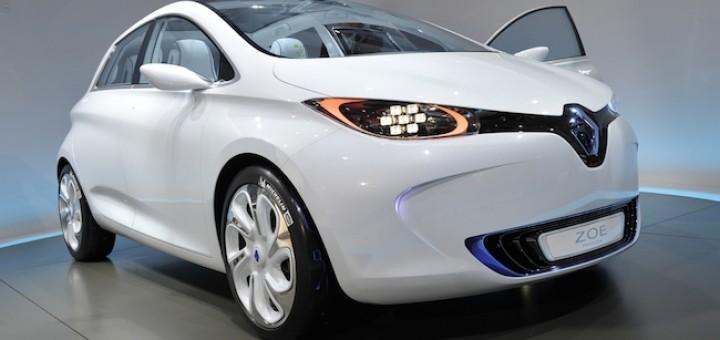 Renault Zoe – 2017