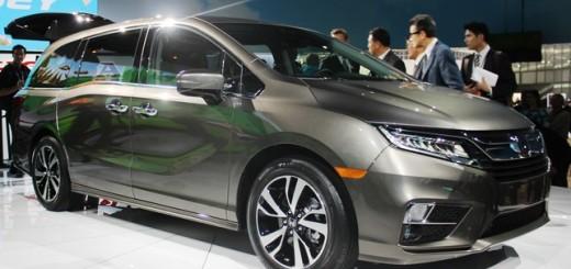 Honda Odyssey – 2018