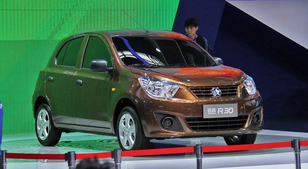 Venucia R30, Nissan-Dongfeng