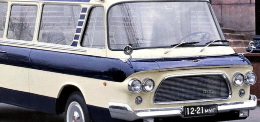 ЗИЛ-118 – 1967