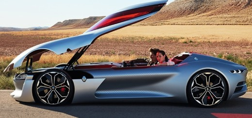 2016 Renault Trezor Concept - top car design rating and specifications