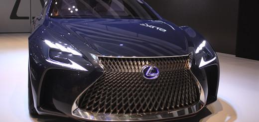 Lexus LS – 2017