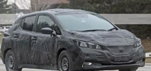 Nissan Leaf-II