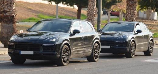Porsche Cayenne – 2018
