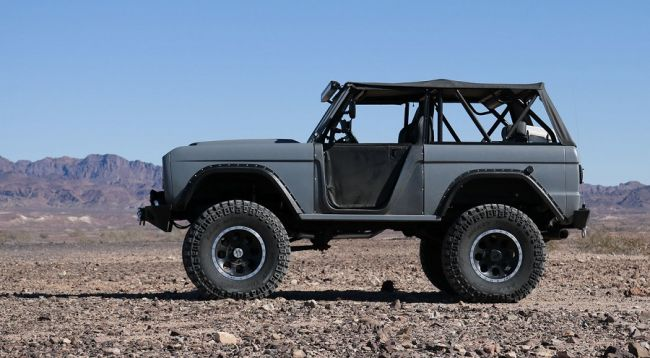 Ford Bronco – 1975