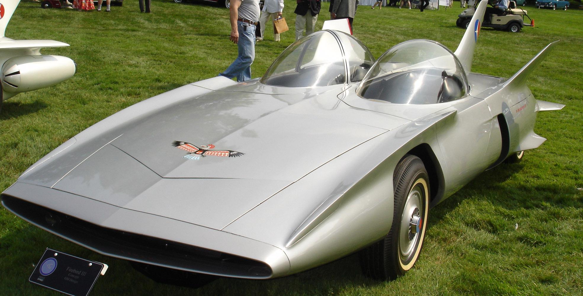 Firebird III – 1958