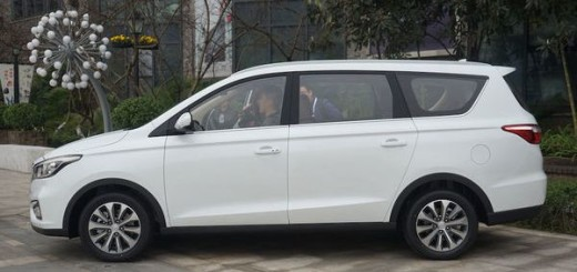 Changan A800, 2017 год