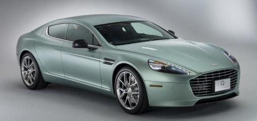 Aston Martin Rapid, 2017 год