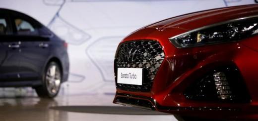 Hyundai Sonata – 2017-2018