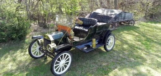 Ford T, 1910