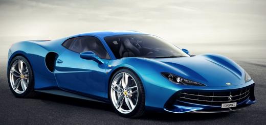 Ferrari Dino – 2018, Motor Trend