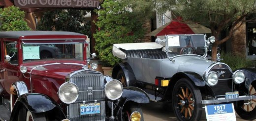 Cadillac, 1917 и 1928 г.в.