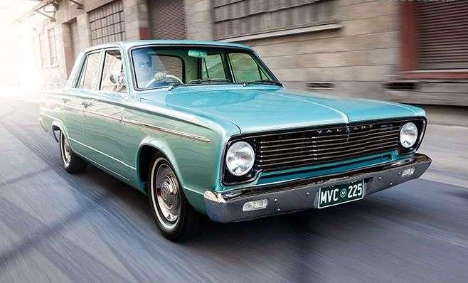 Chrysler VC Valiant, 1966 г.в.