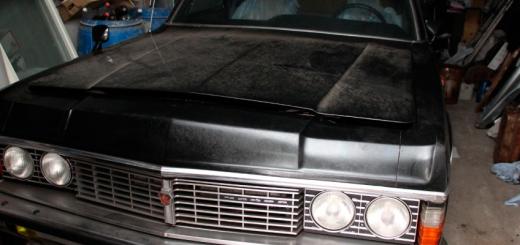 Чайка ГАЗ-14, 1986 г.в.