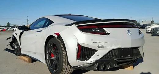 Acura NSX – 2017