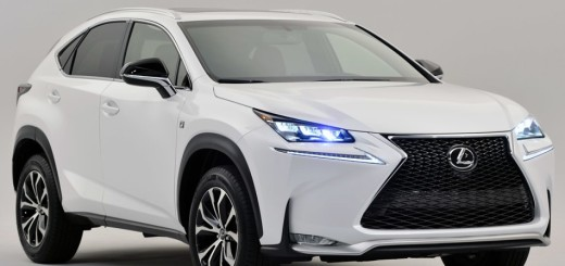 Lexus NX – 2015