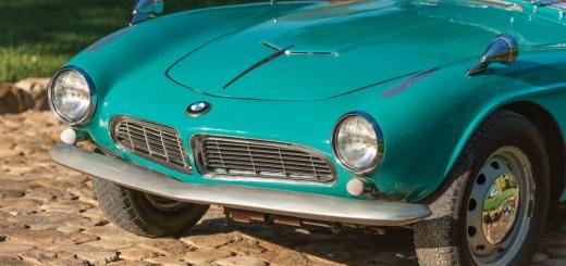BMW 507, 1957 г.в.