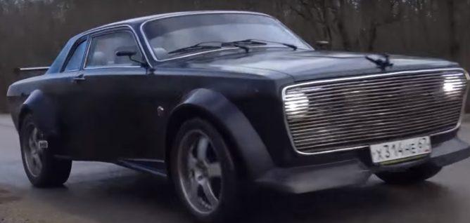 ГАЗ-2410 с двигателем BMW