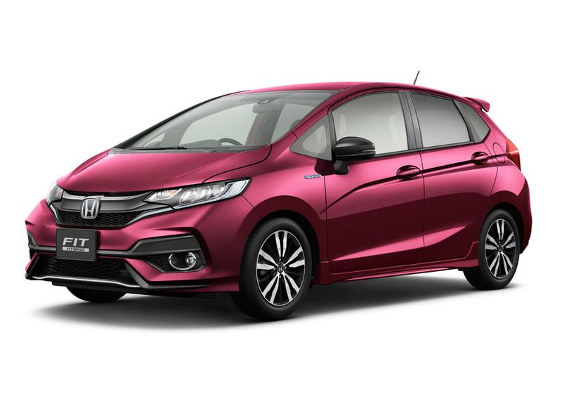 Honda Fit – 2017