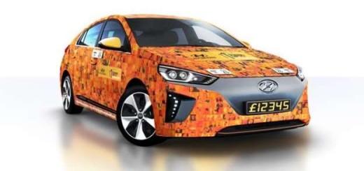 Hyundai IONIQ, 2017 год