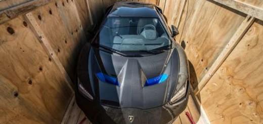 Lamborghini Centenario, кузов купе