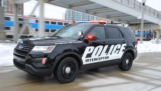 Ford Interceptor, 2017 год