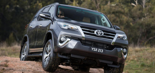 Toyota Fortuner – 2017