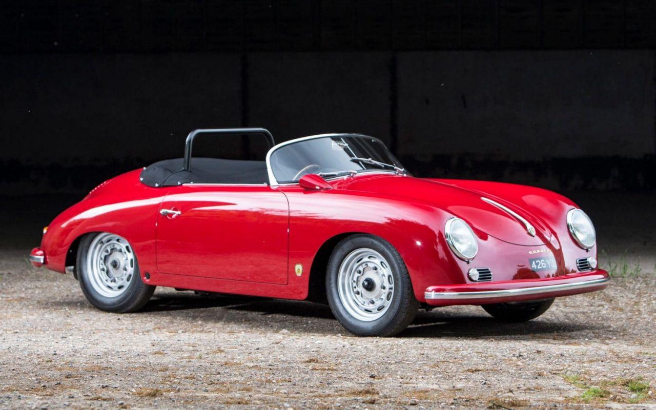 Porsche 356A, 1957 г.в.