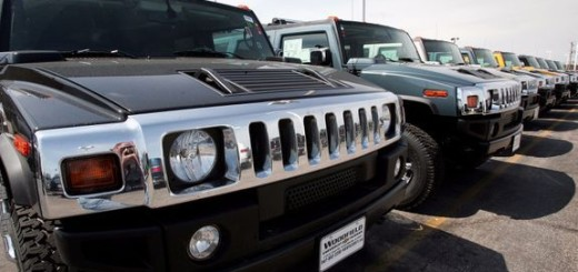 Hummer H2, Индиана