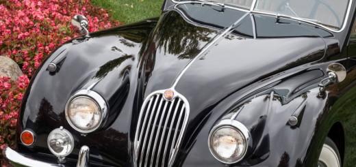 Jaguar XK140, 1956 г.в.