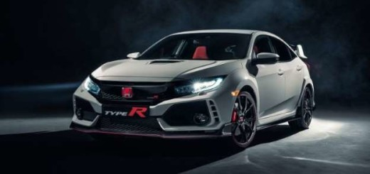 Honda Civic Type R – 2017