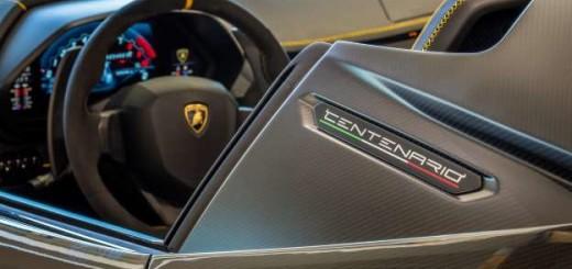 Lamborghini Centenario, первый родстер