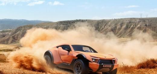 SandRacer 500 GT