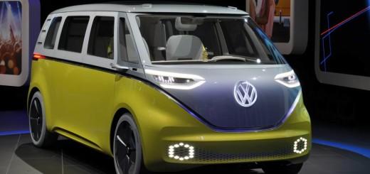 Volkswagen Microbus, концепт