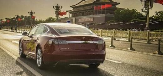 Продукция Tesla Inc., Китай