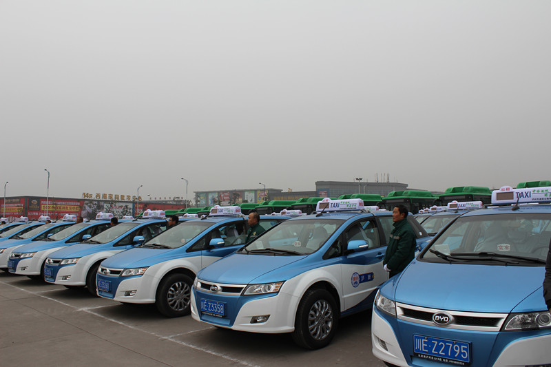 Luzhou City Taxi New Energy