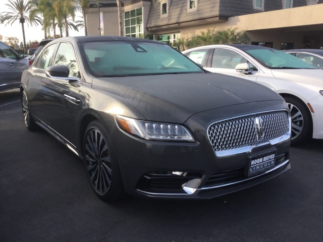Lincoln Continental – 2017