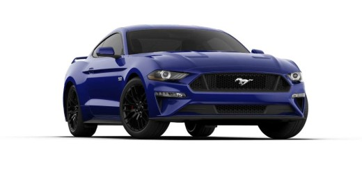 Ford Mustang – 2018